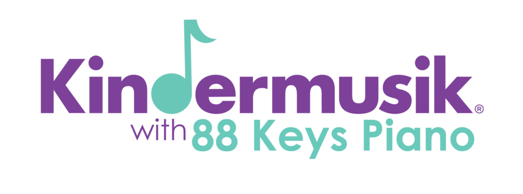 Come experience it all at Kindermusik with 88 Keys!