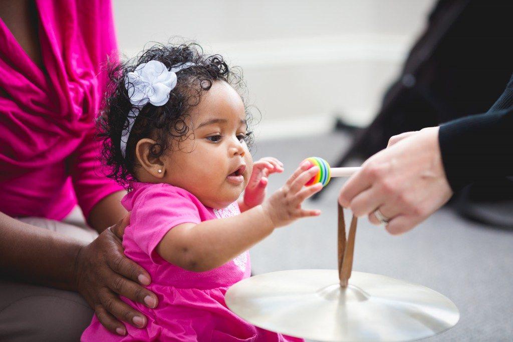 Kindermusik = cognitive skills